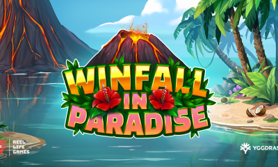Yggdrasil partners with Reel Life Games for island adventure Winfall in Paradise
