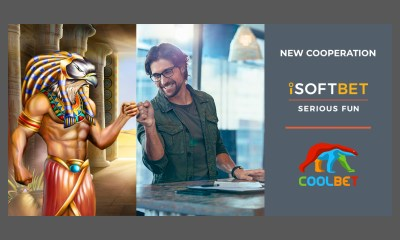 iSoftBet content goes live with Coolbet