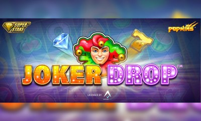 Stakelogic Launches Joker Drop™ with exclusively licensed PopWins™ Mechanic