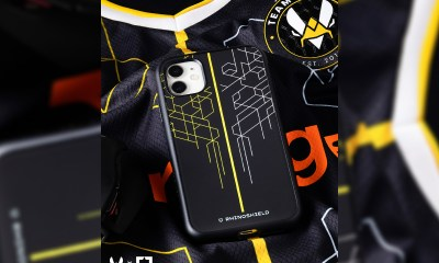 Team Vitality and Rhinoshield unveil a brand new smartphone accessories collection