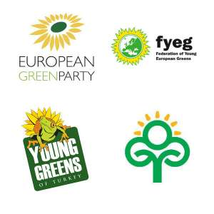 """We stand in solidarity with our Green friends in Turkey."""""""