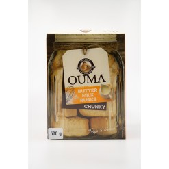 Ouma South African Butter Milk Rusks 500g
