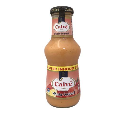 Calve Whisky Sauce 320ml