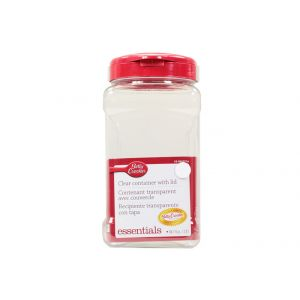 Betty Crocker Clear Container
