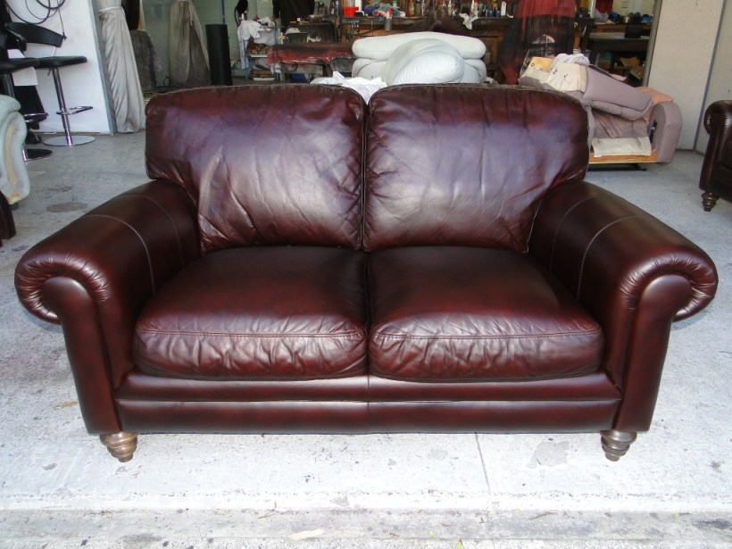 Faded leather sofa treatment How to treat leather furniture
