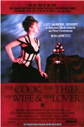 THE COOK, THE THIEF, HIS WIFE & HER LOVER | UK