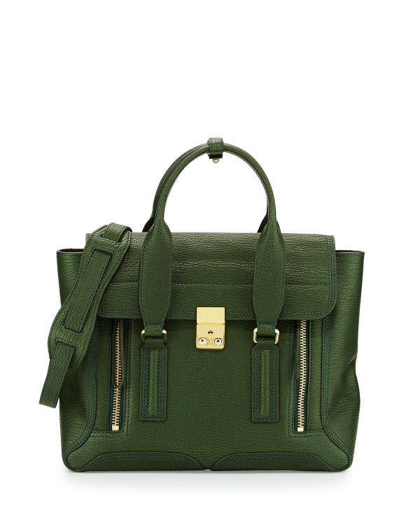 Phillip lim pashli medium satchel jade