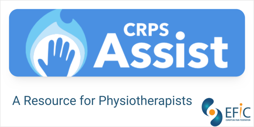 CRPS Assist: A Great Resource for Physiotherapists