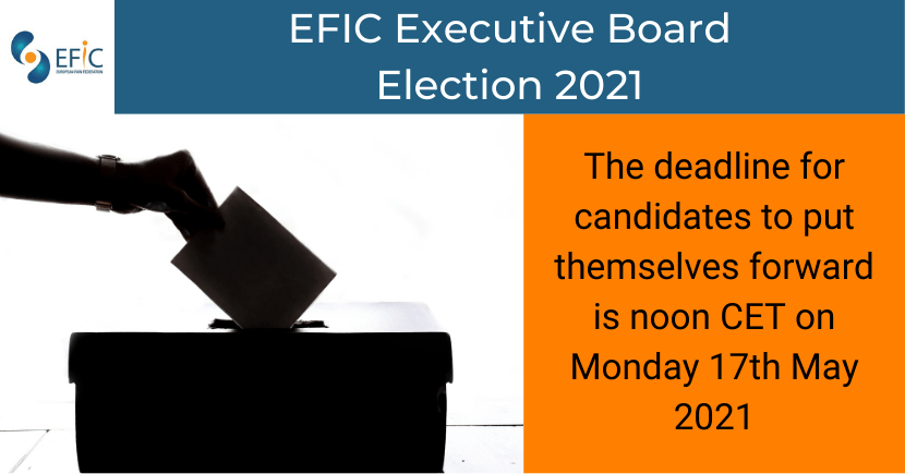 Two positions on EFIC Executive Board open for election