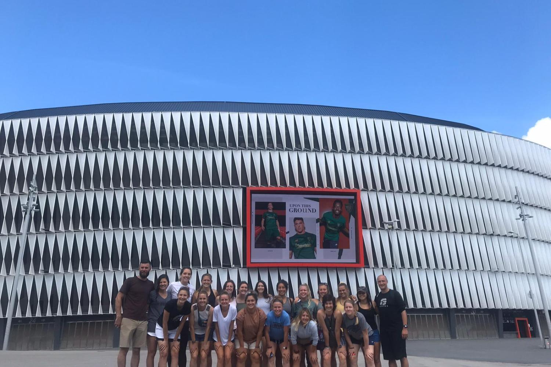 Visiting San Mamés - home of Athletic BIlbao