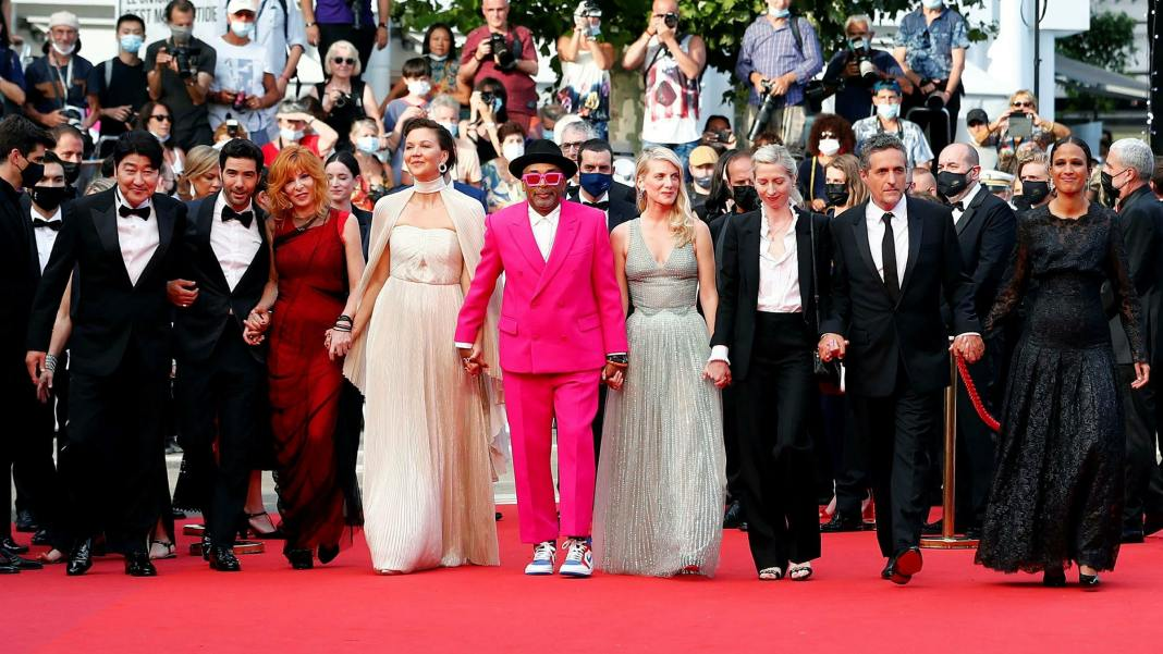 The 2021 Cannes Film Festival Challenges the Pandemic