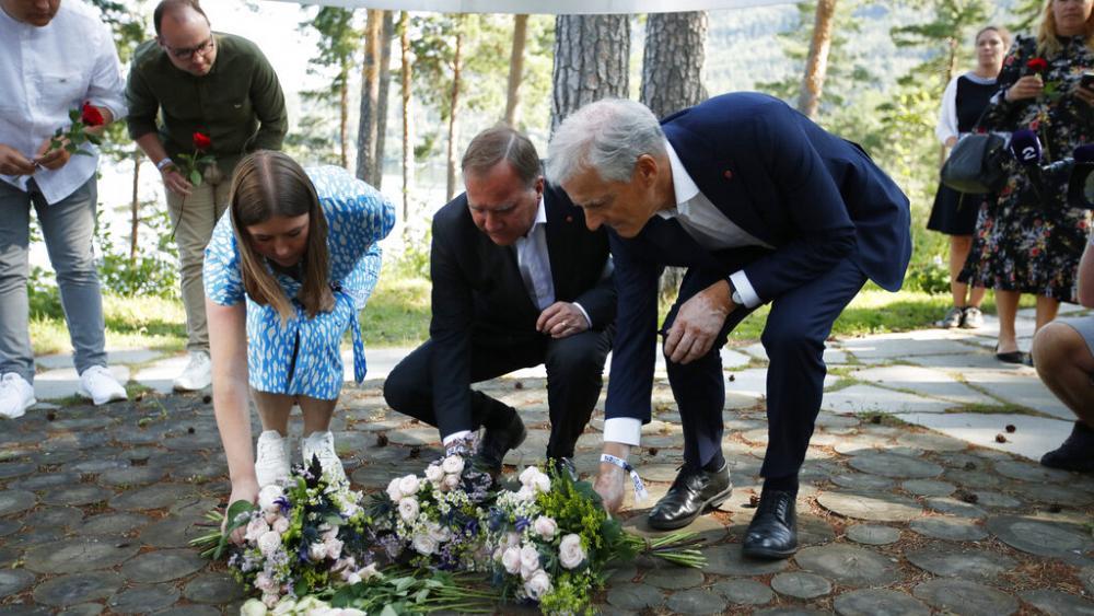 Norway Marks 10th Anniversary of Utøya Massacre