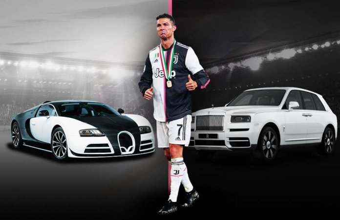 CR7 parades his G-Class Brabus SUV on Instagram