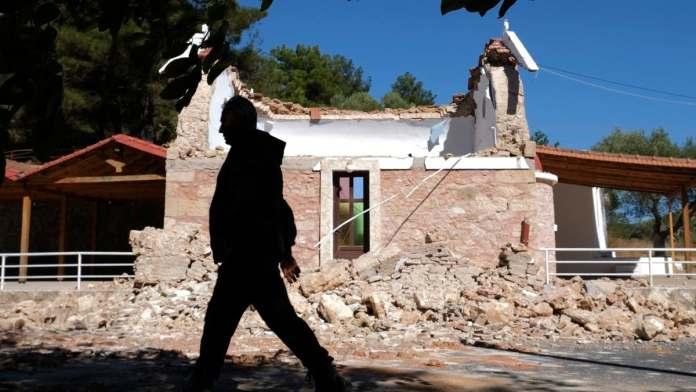 One Killed as Earthquake Strikes Crete