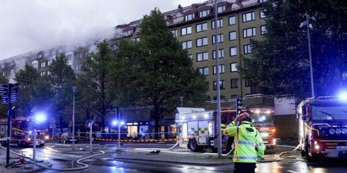 25 People Injured in Building Explosion in Sweden
