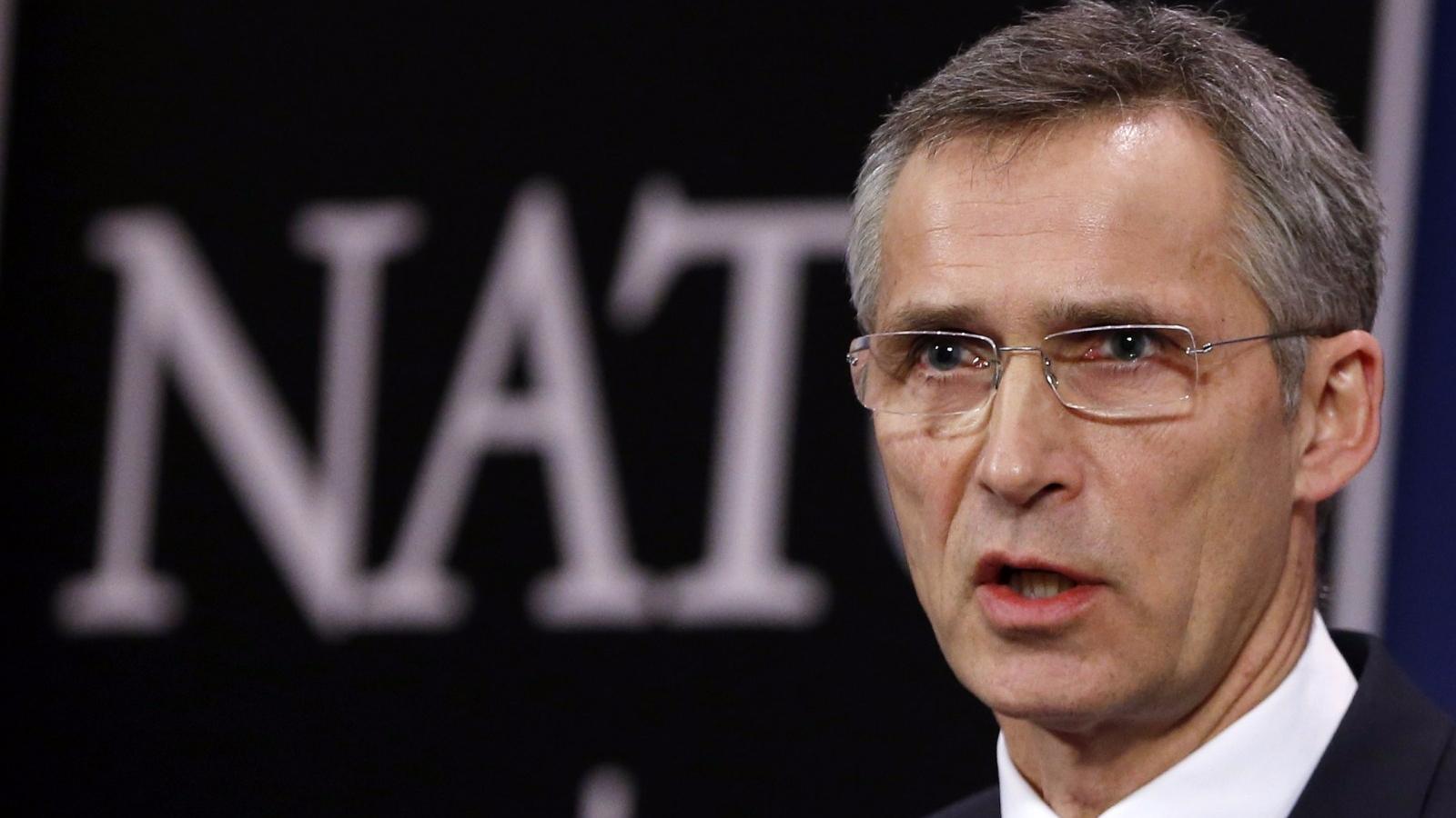NATO Summit on terrorism