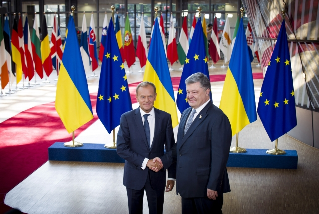 Remarks by President Donald Tusk after his meeting with President of Ukraine Petro Poroshenko