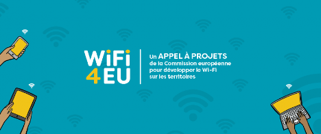 Nouvel appel à candidatures #WIFI4EU !