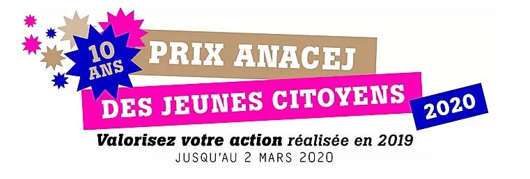 Candidatez au Prix Anacej des jeunes citoyens!