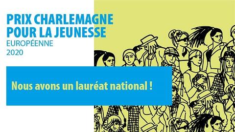 Le projet Français «Vers un service civique européen» sélectionné pour le Prix Charlemagne pour la Jeunesse