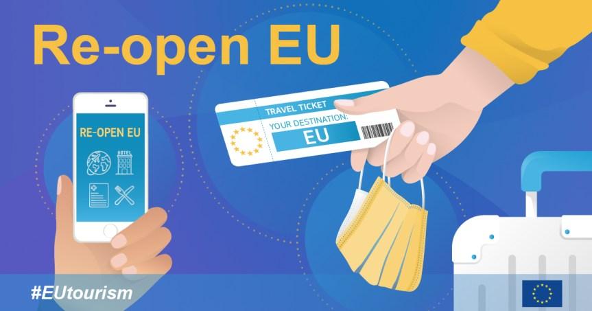 Re-Open EU : votre guide pour partir en vacances en Europe cet été