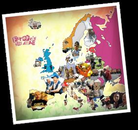 Mini - European Comedy movies