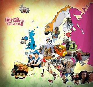 Comédies européennes