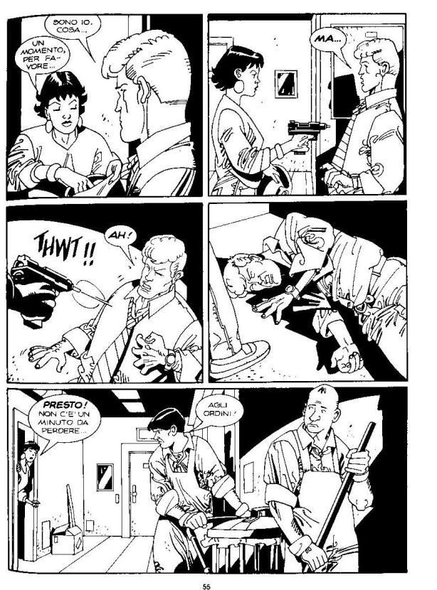 Italy - Comics - Martin Mystere