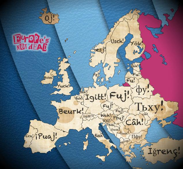 Dégoûts européens