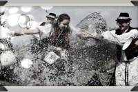 Hungary - Sprinkling water