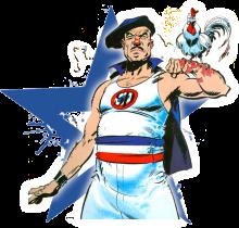 Superheroes - France - Superdupont