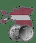 Estonia - Läbi nagu Läti raha