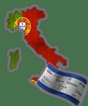 Italy - Fare il portoghese