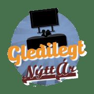 Iceland - Gleðilegt nýtt ár