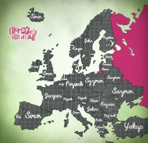 Jacques a dit européens