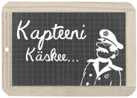 Finland - Kapteeni käskee