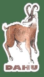 France - European creature - Dahu