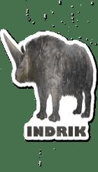 Ukraine - European creature - Indrik
