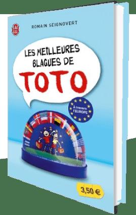 Cover - Les Meilleures Blagues de Toto