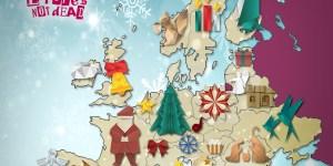 Chansons de Noël européennes