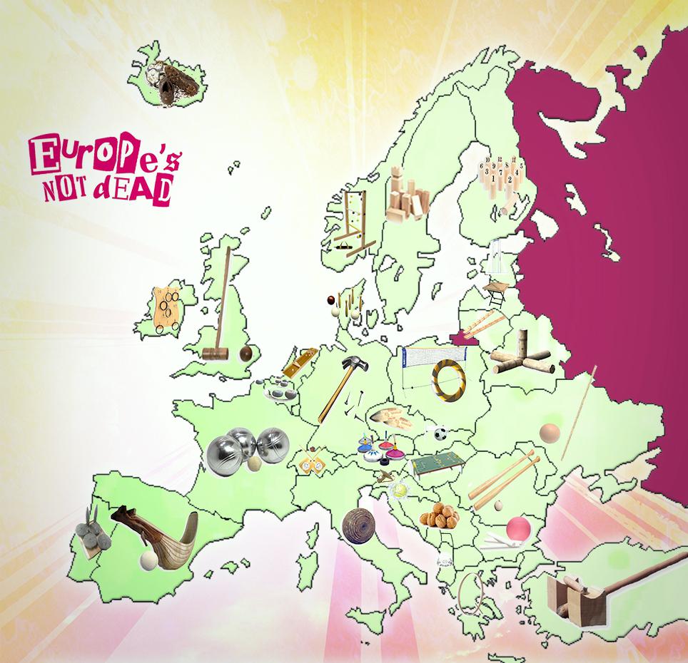 European Lawn Games