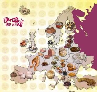Horreurs culinaires européennes