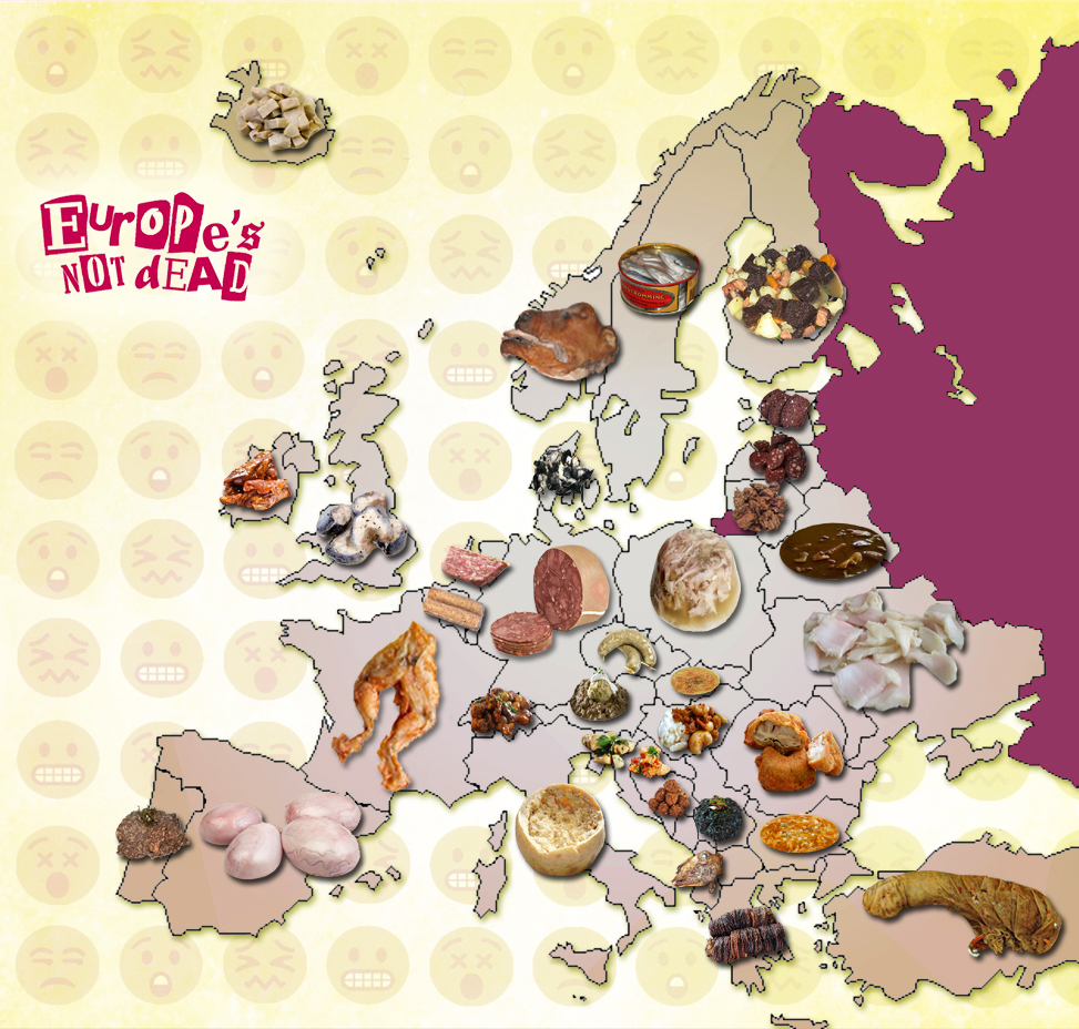 European Culinary Horrors