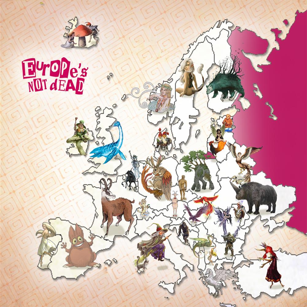 Créatures européennes