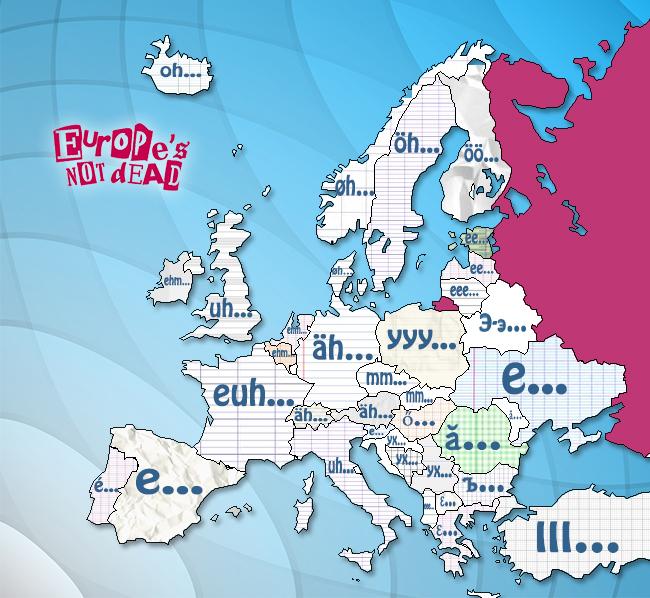 Tics de langage européens