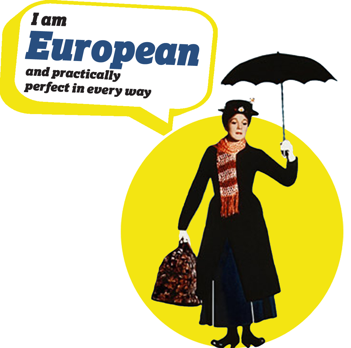European Characters - Poppins