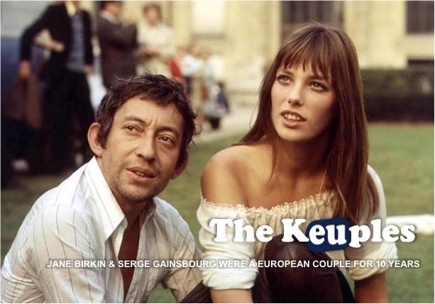 The Keuples - Jane & Serge