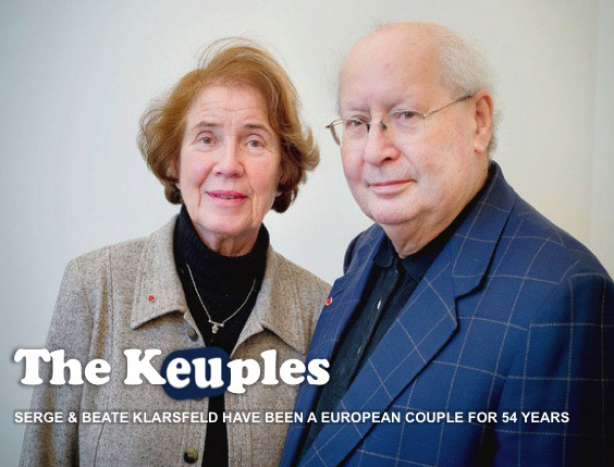 The Keuples - Serge & Beate