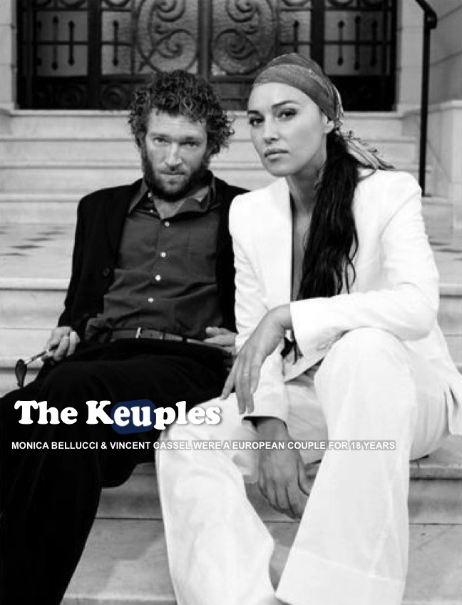 The Keuples - Vincent & Monica