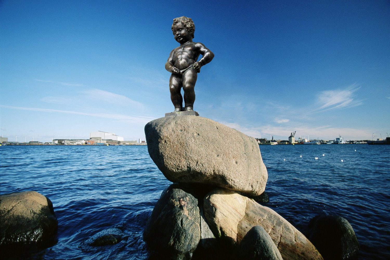 What if the Manneken Pis were in Copenhagen
